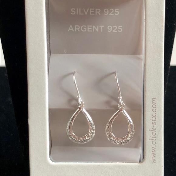 4d1f44492 Jewelry | Sterling Earrings | Poshmark